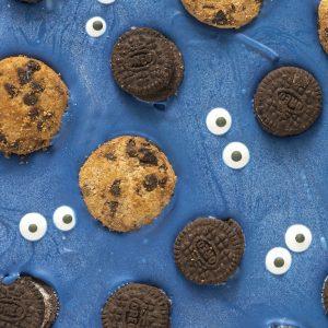 Make Cookie Monster Bark