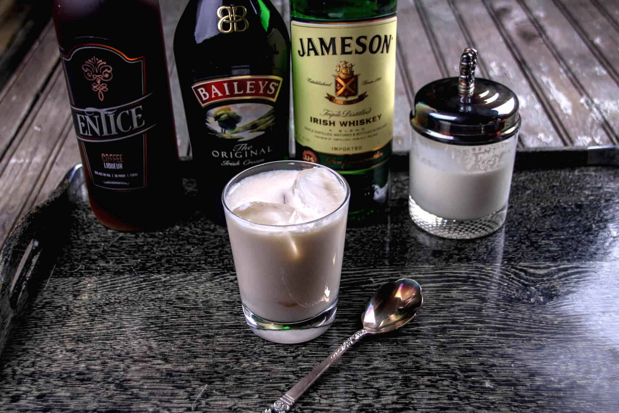 Irish white Russian recipe