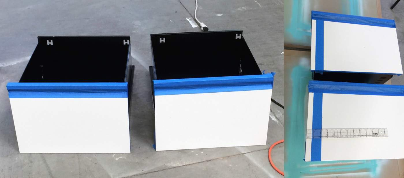 Step 1 filing cabinet