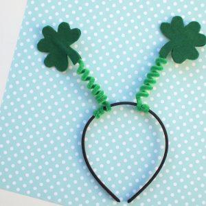 Shamrock Craft – Make a Festive Headban...