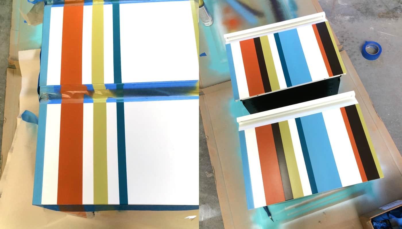 Step 4 filing cabinet