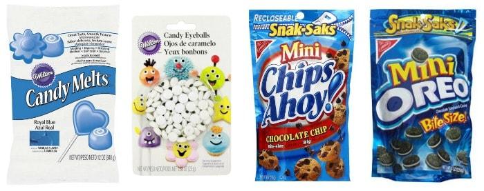 cookie monster bark ingredients