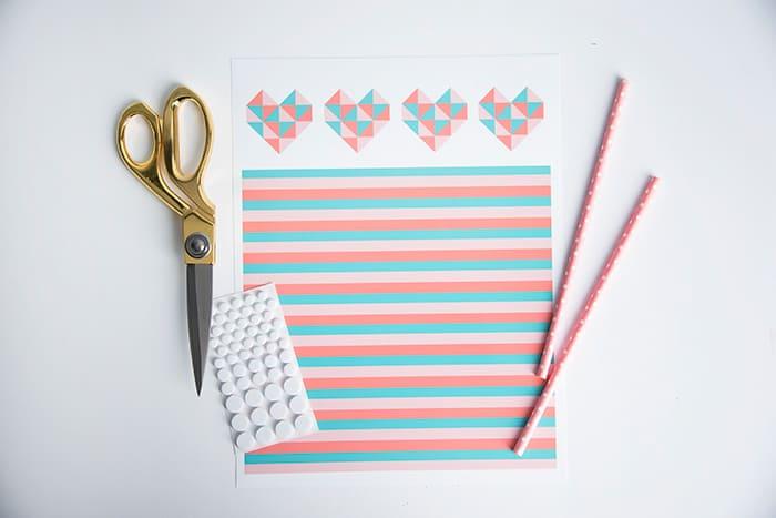 geometricheartcupcakes01