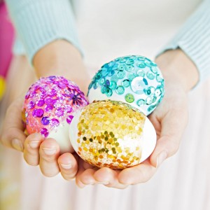 Four Cool Ways Kids Can Decorate Easter Eggs