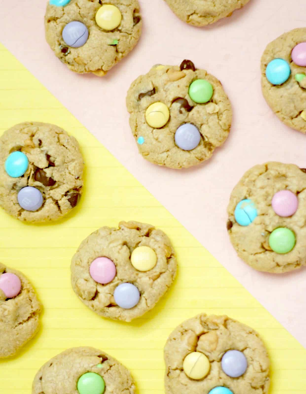 m&m easter recipes