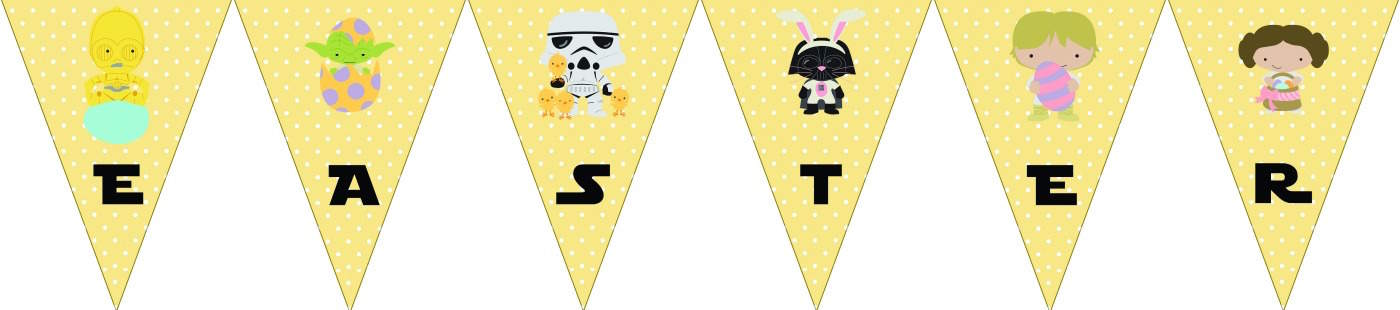 Star Wars Easter