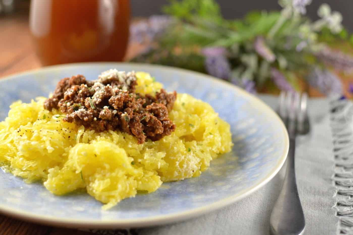 best way to cook spaghetti squash