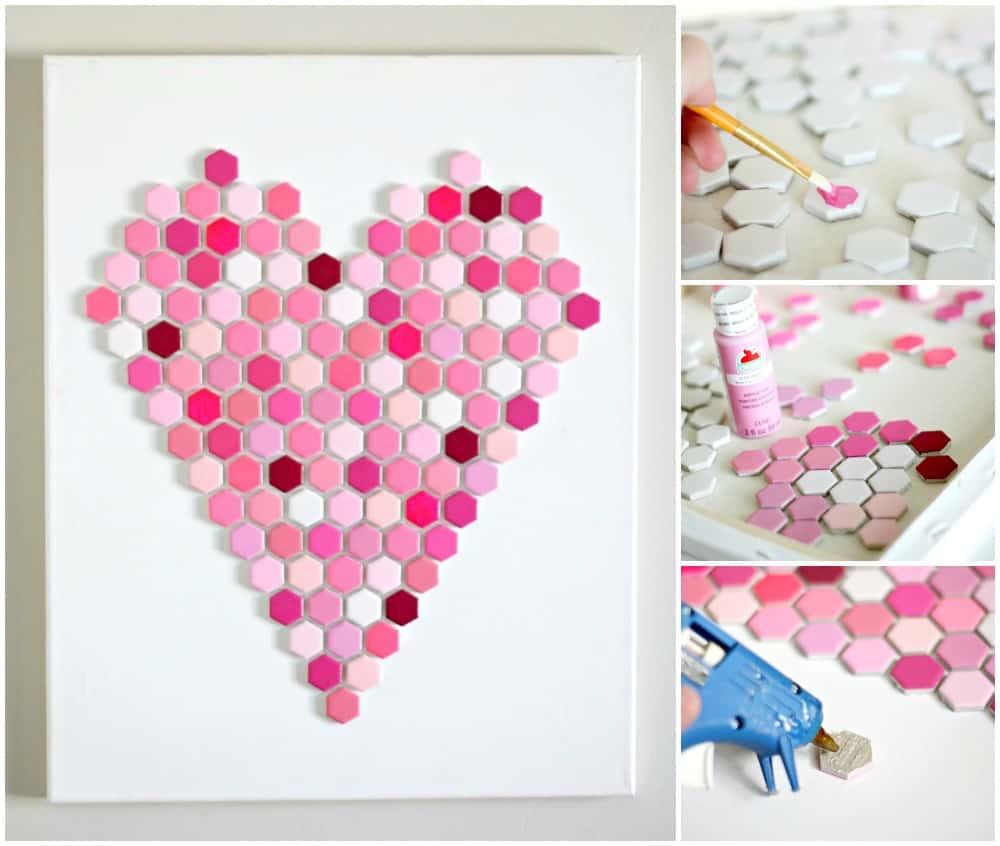 Candy Tiles Craft Supplies