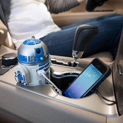 R2D2 Car Charger | Star Wars Gifts for Adults