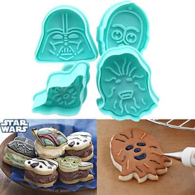 Star Wars Cookie Cutters | Star Wars Gifts You'll Actually Want