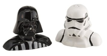 Star Wars Salt and Pepper Shakers | Star Wars Gifts You Actually Will Want