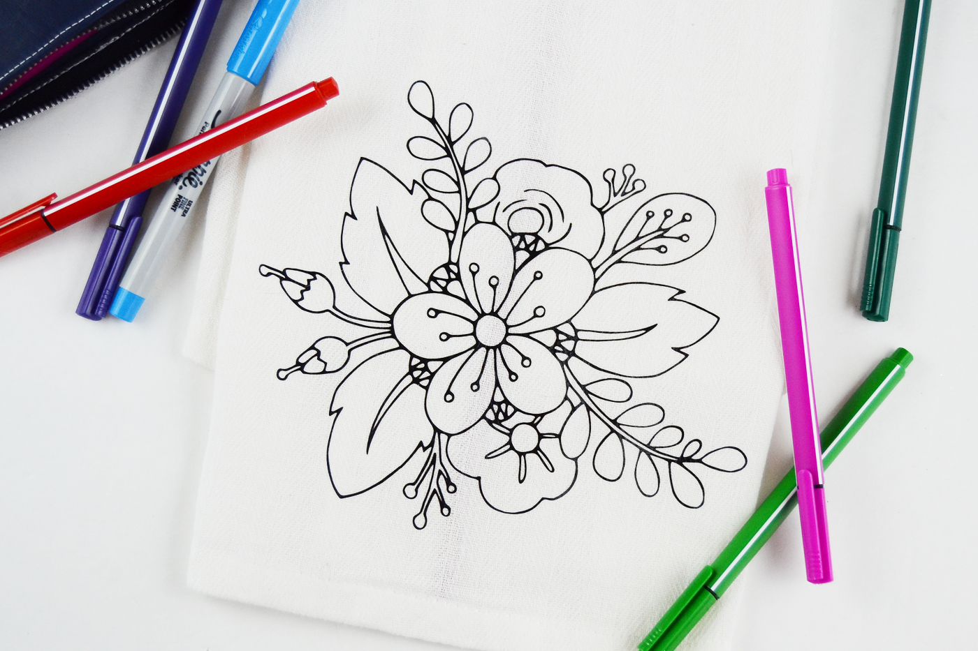 coloring-book-tea-towel-minted-strawberry-diy-candy-5