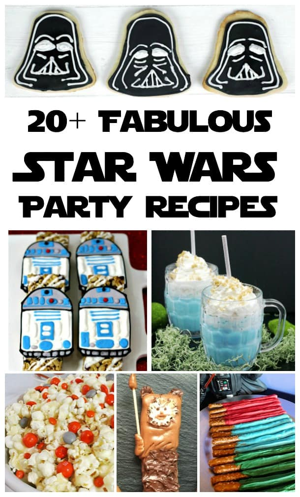 Star Wars Party Recipes