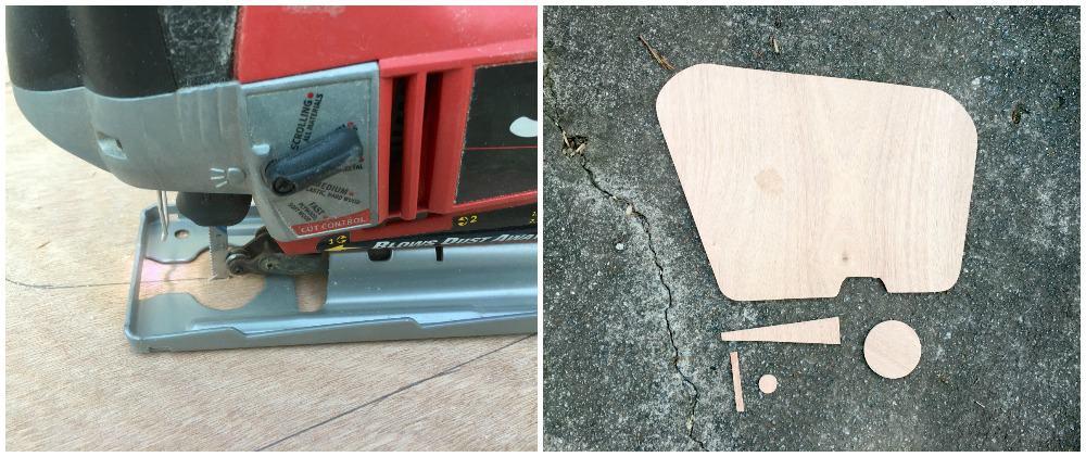 Camper pallet art step 8