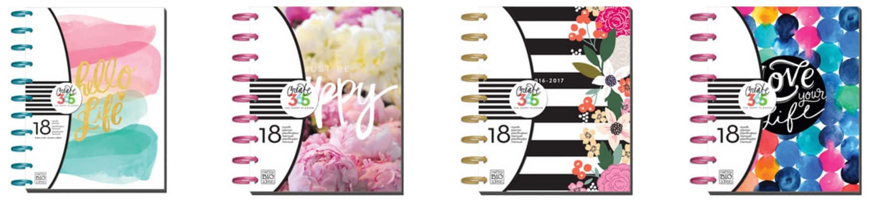 Happy Planner Covers 1
