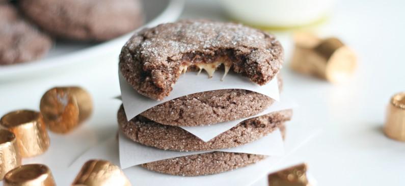 Five Ingredient Rolo Cookies Recipe