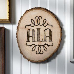 wood burning designs