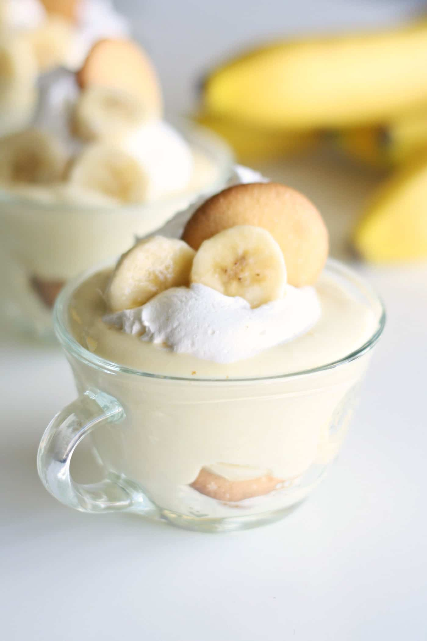 EASY Rich & Creamy Banana Pudding Recipe