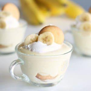 Rich and Creamy Banana Pudding