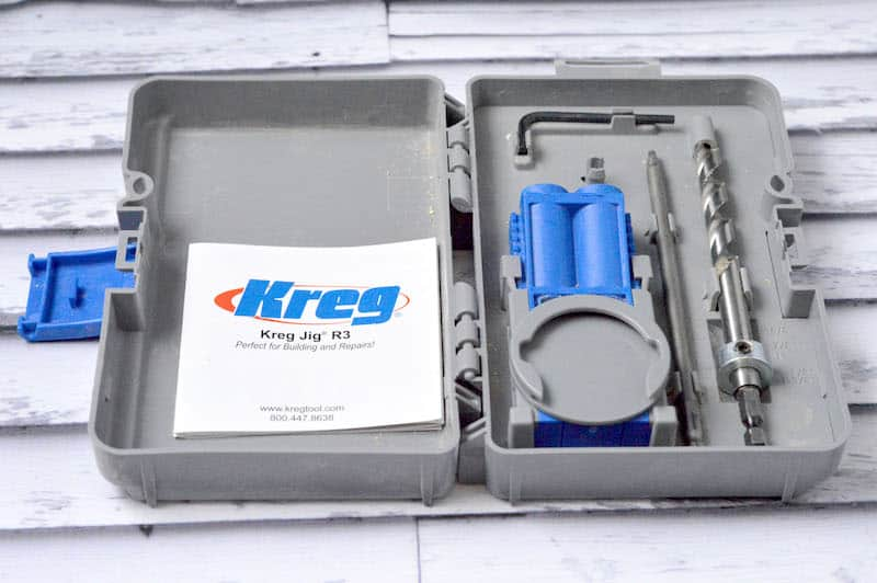 Kreg Jig Junior with bit and manual