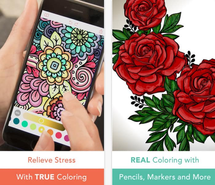 Adult Coloring Apps - Pigment
