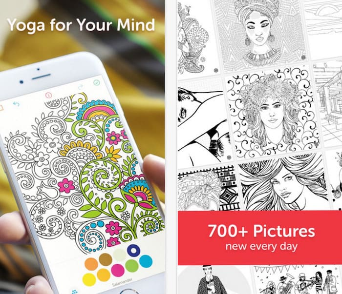 The Best Adult Coloring Apps