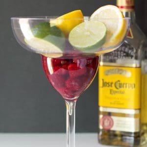 Raspberry Lemonade Margaritas Recipe