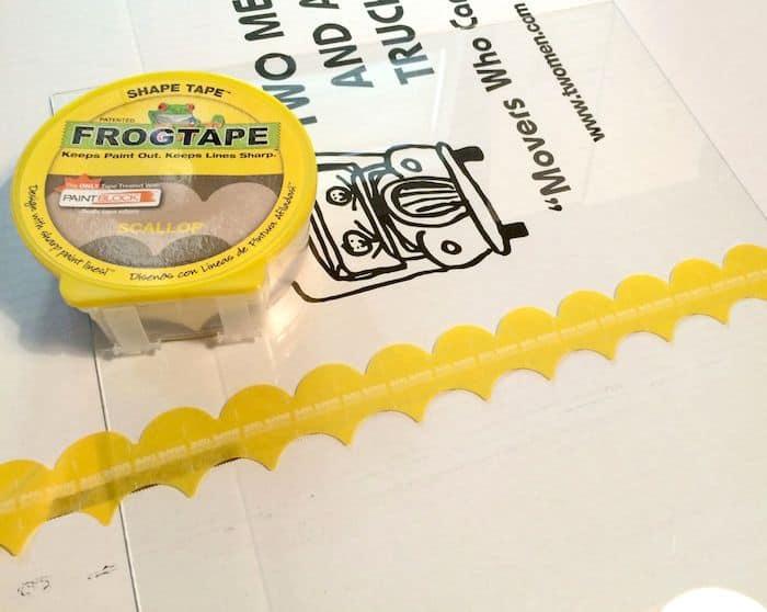 Dry erase and chalkboard teacher gift 1