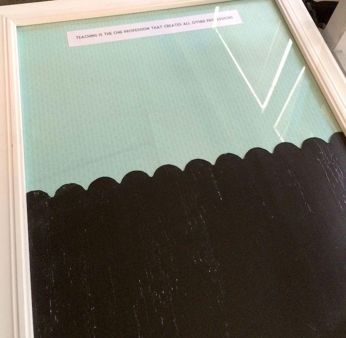 Dry erase and chalkboard teacher gift 9
