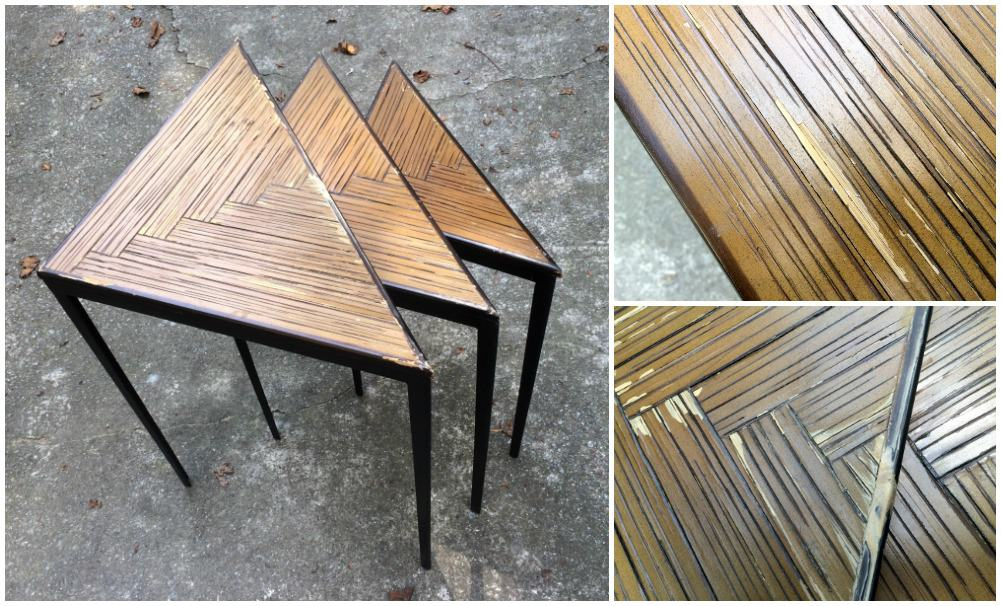 nesting tables before