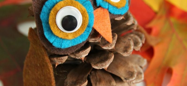 20 of the Cutest Pine Cone Crafts for Kids
