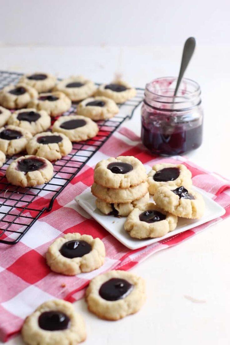 Lemon Blueberry Jam Recipe