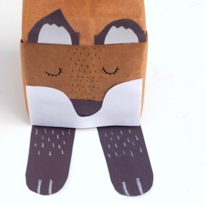 Fox Craft: Make a Gift Box