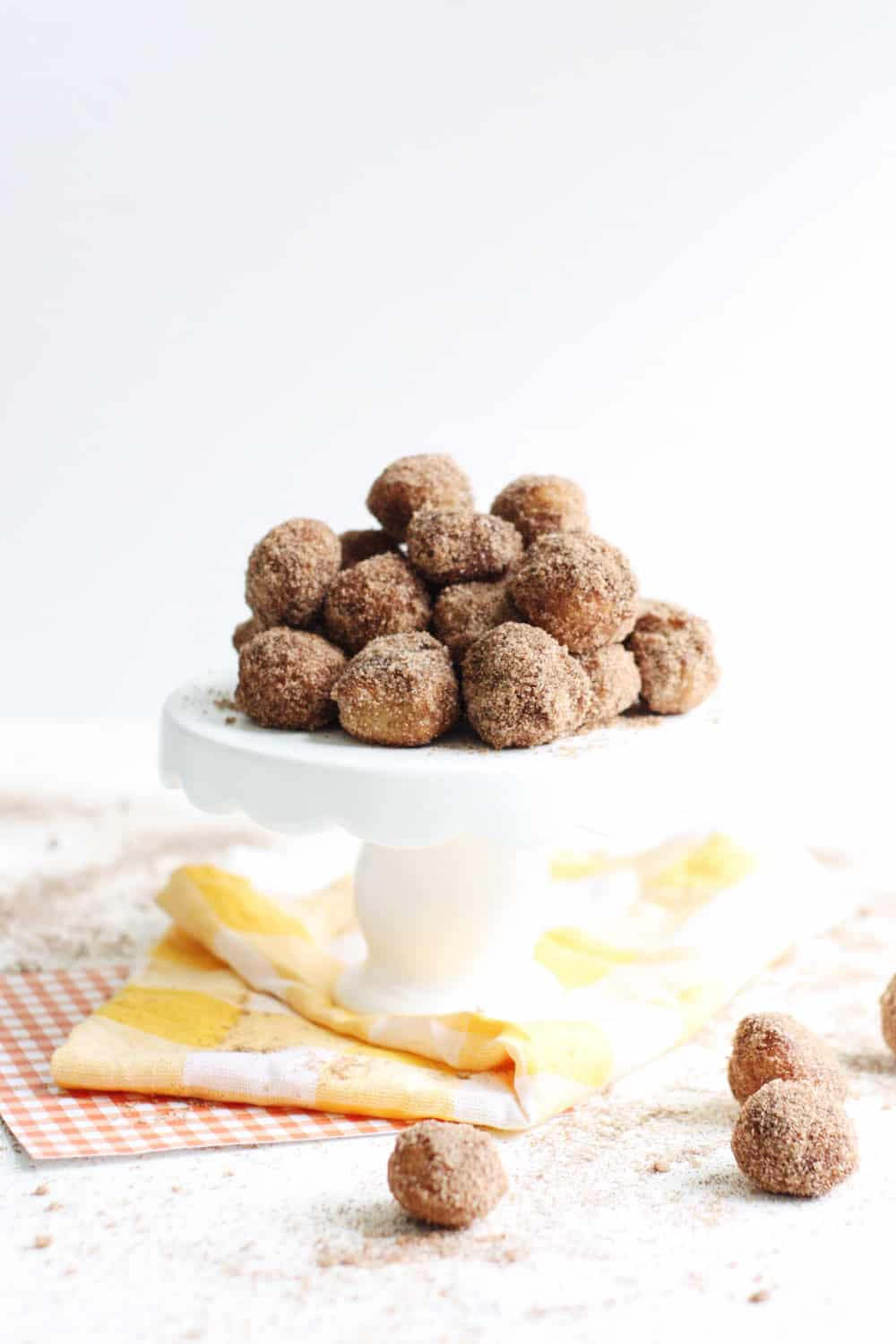 Learn how to make donut holes
