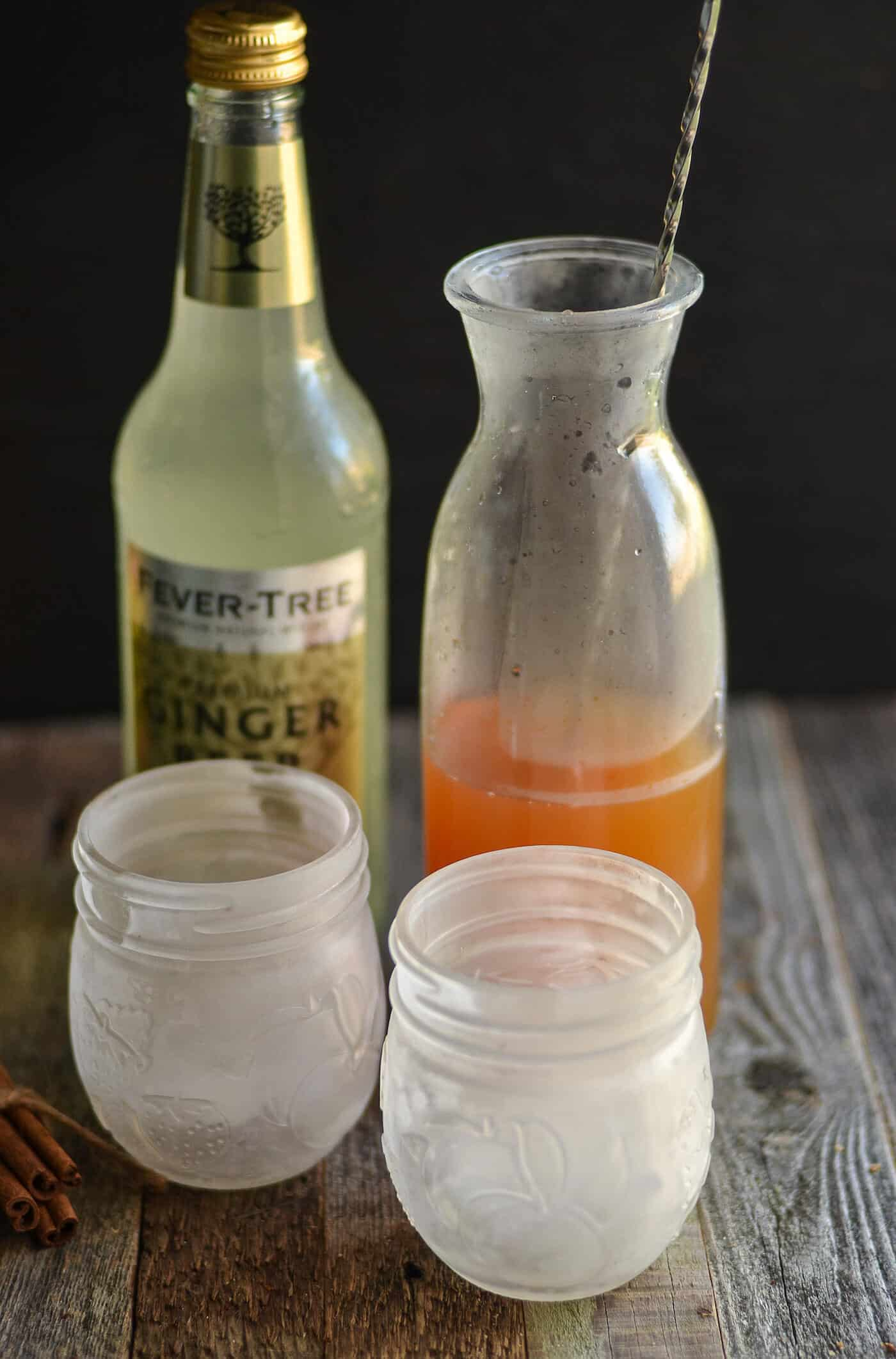 cider and vodka recipe