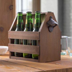 How to Make a Beer Caddie