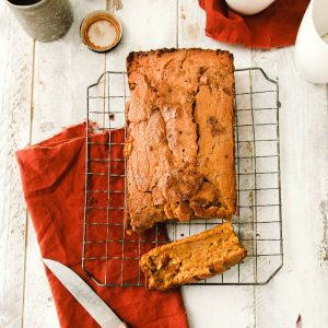 Delectable Pumpkin Pie Bread Recipe