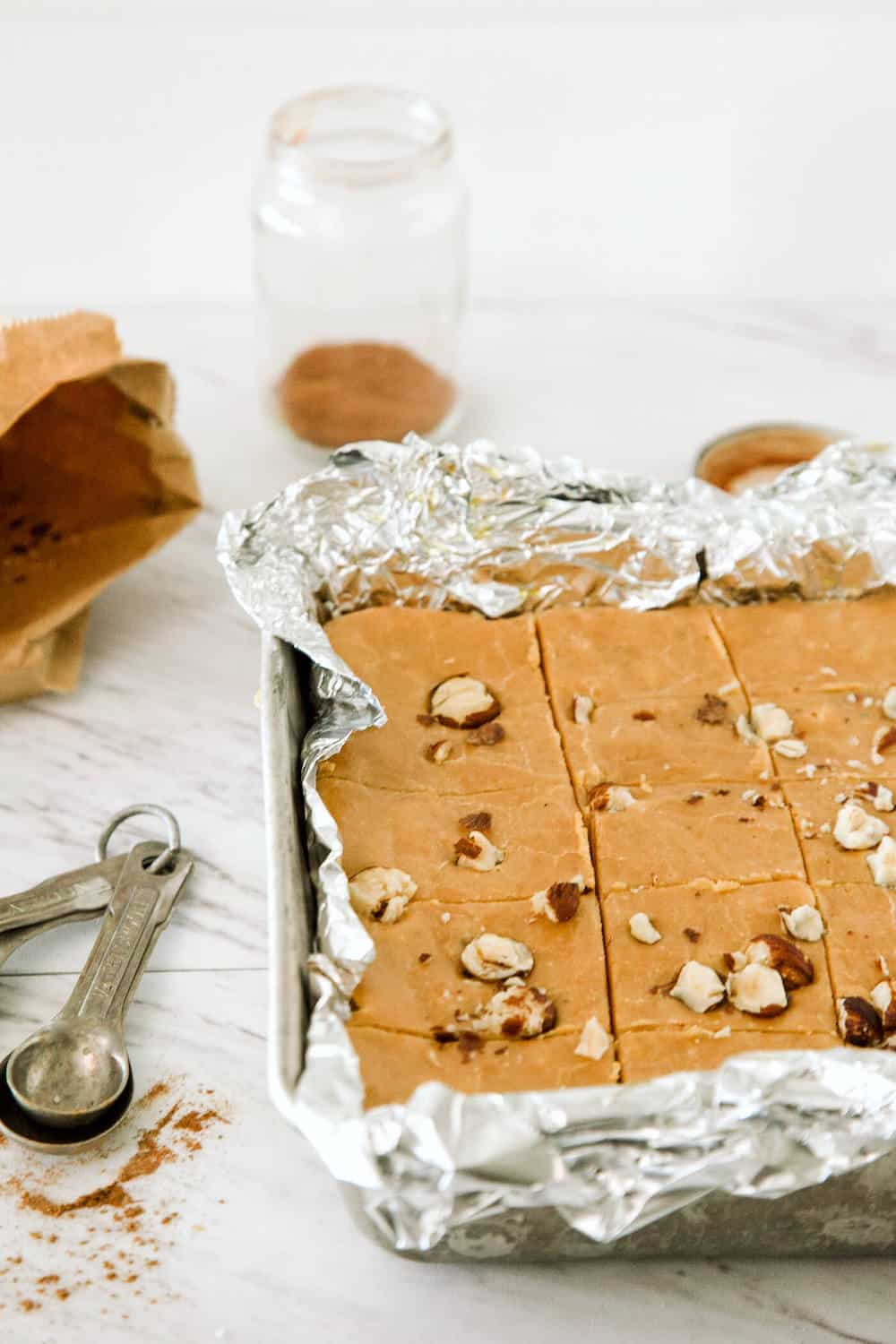 While sweet pies tend to get most of the attention during pumpkin season, another delicious way to use this ingredient is to make pumpkin fudge!