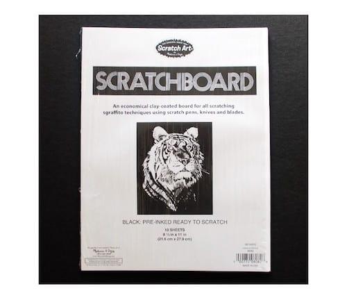 scratch-art-scratchboard