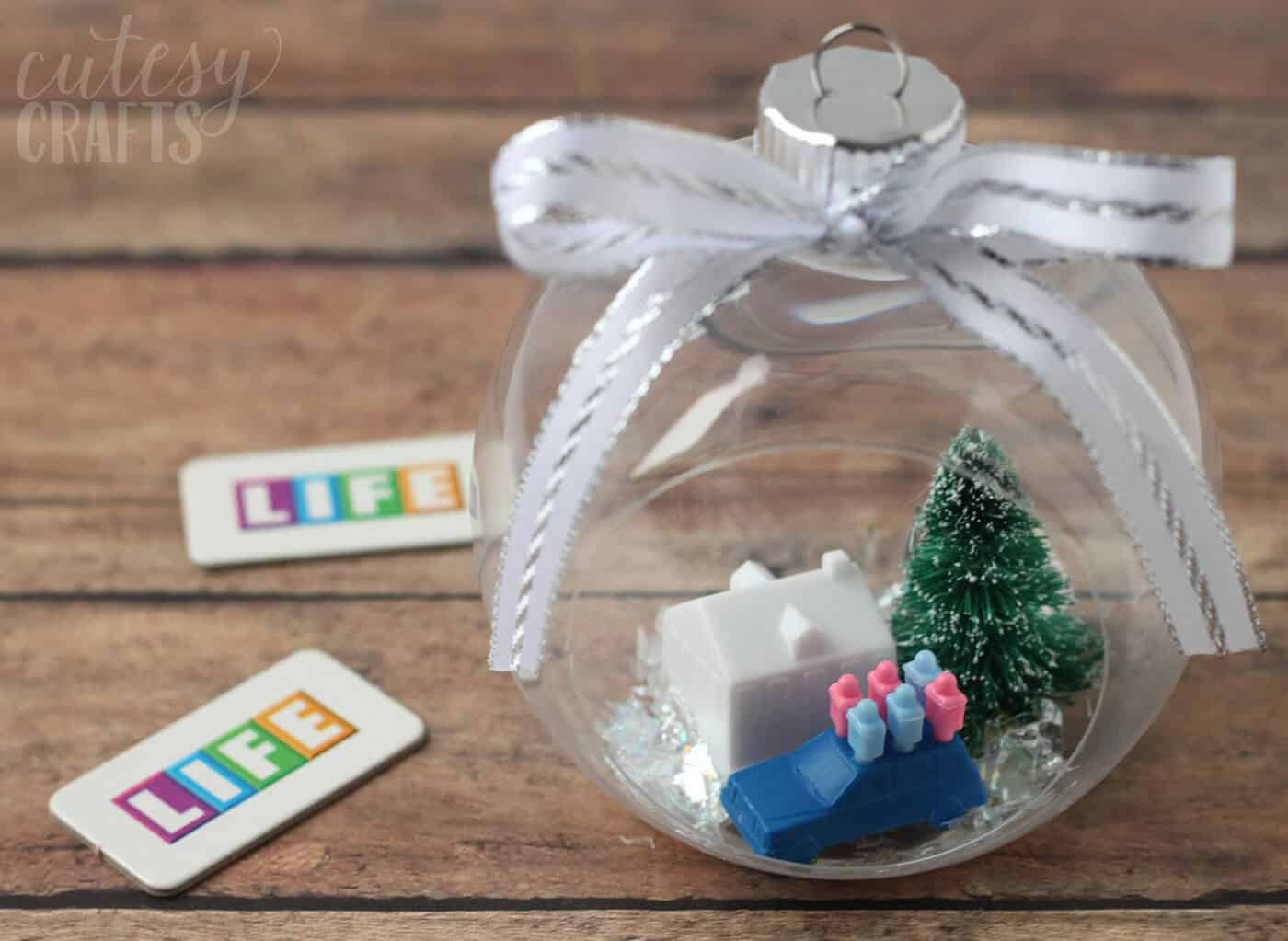 do you love making your own diy christmas tree ornaments this fun game of