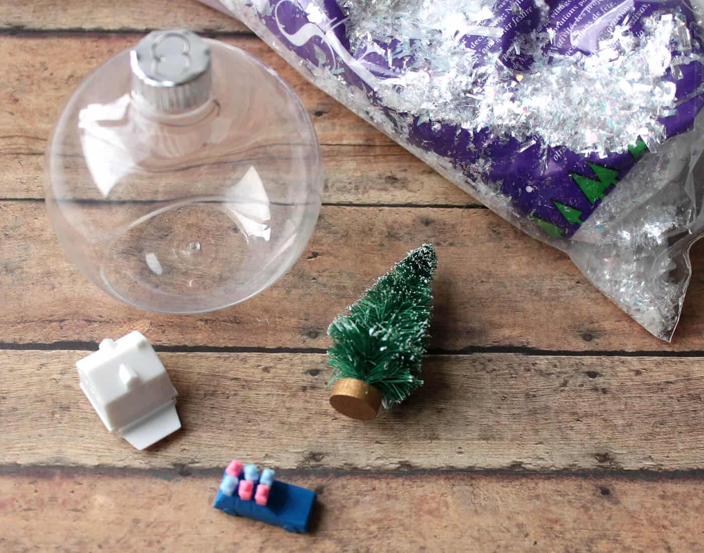 """Do you love making your own DIY Christmas tree ornaments? This fun """"Game of Life"""" version is based on the popular game from your childhood!"""