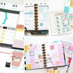 Personalize your calendar with these 20 awesome Happy Planner free printables! Get stickers, cards, lists, and more. These are my favorites!