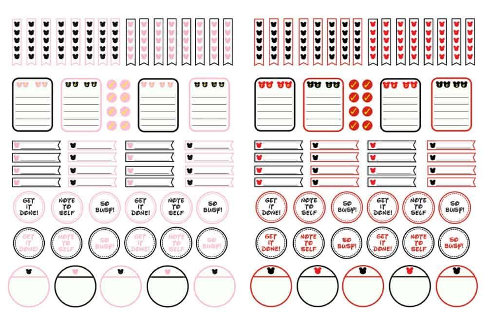 Andrea Nicole: Free Printable Halloween Planner Page Decor ...