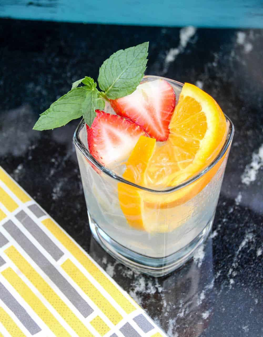 Fruity & Bittersweet White Sangria Recipe