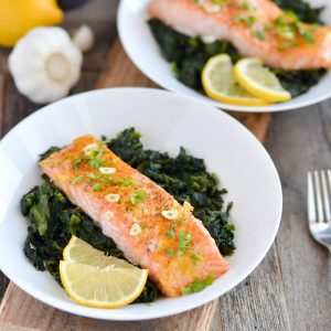 Adrenal Fatigue Recipes: Baked Salmon & ...