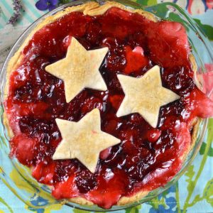 Easy Cherry Cream Cheese Pie