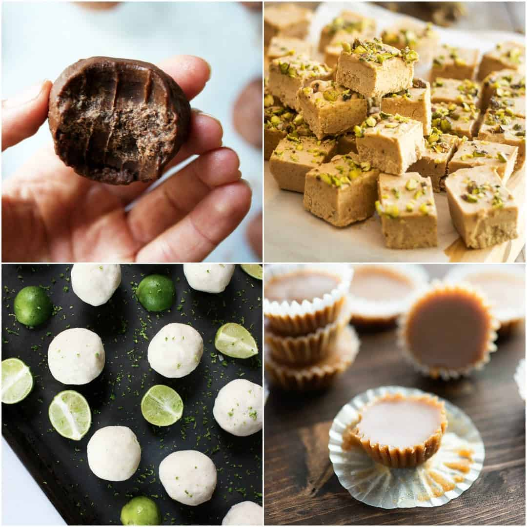 The ultimate list of fat bomb recipes - perfect dessert for the ketogenic diet . . . also great for paleo and Whole30. You're going to love these!