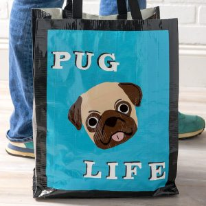 Make a Pug Life Bag with Duck Tape