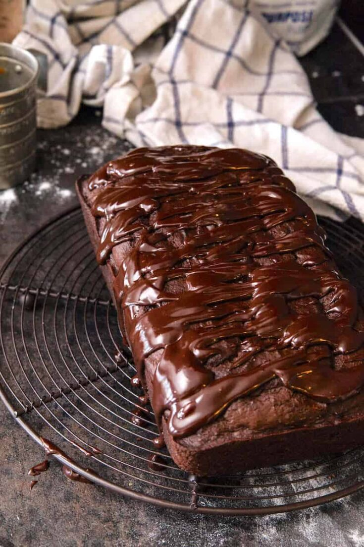 Chocolate Pumpkin Bread Recipe