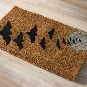 Make a Simple Halloween Doormat